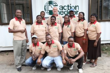 Team action medeor Tanzania