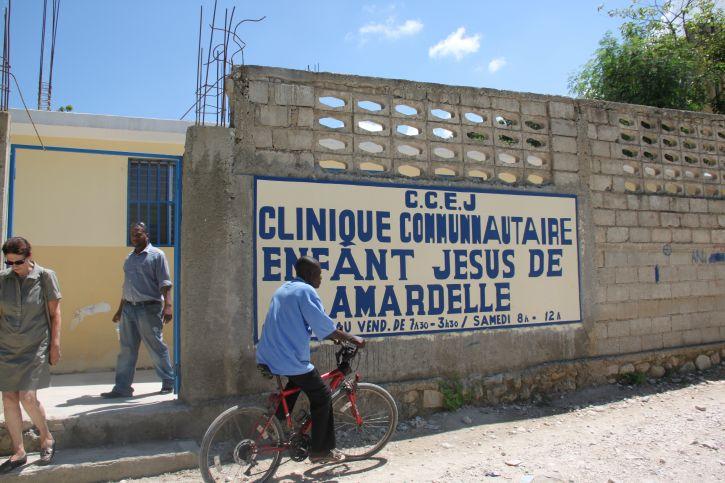 Neues Gesundheitszentrum in Lamardelle.