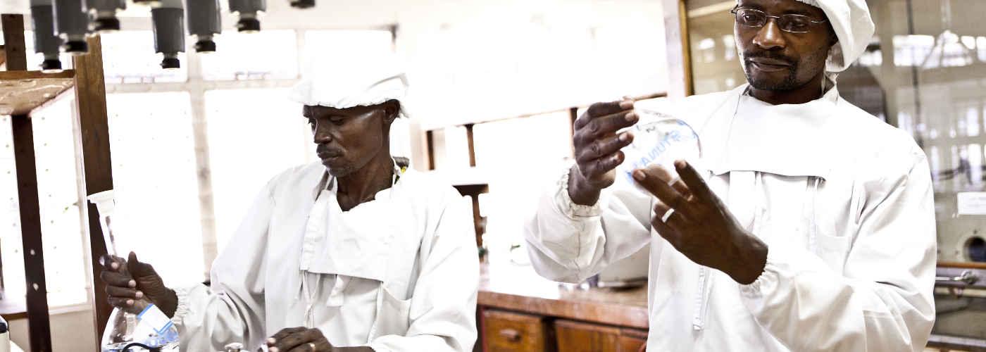 Pharmacists in Tanzania